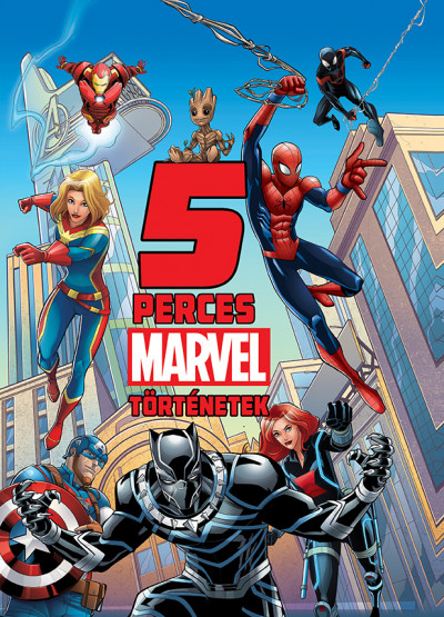 - 5 perces Marvel történetek