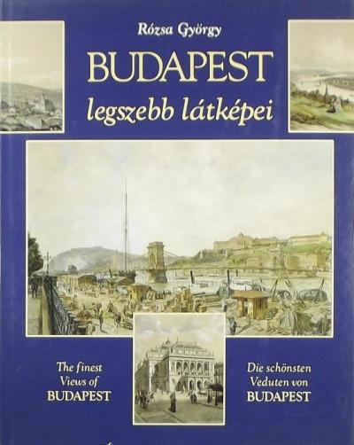 Rózsa György - Budapest legszebb látképei