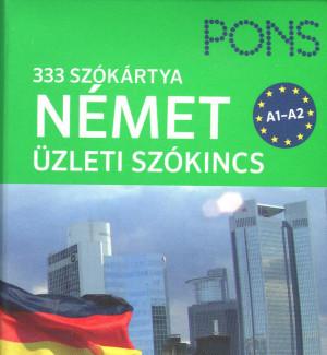- PONS �zleti sz�k�rty�k - N�met