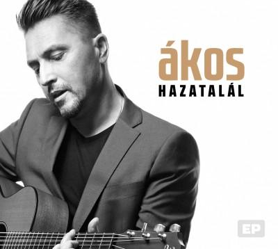 Ákos - Hazatalál - EP CD