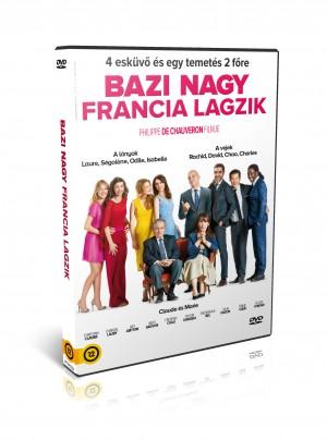 de Chauveron Philippe - Bazi nagy francia lagzik - DVD