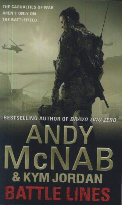 Andy Mcnab - Battle Lines
