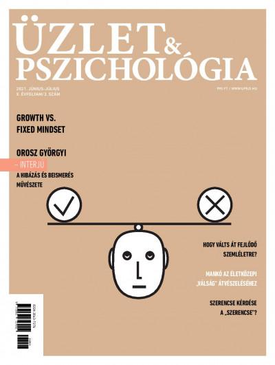 - Üzlet és Pszichológia - 2021. június-július