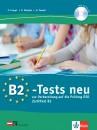 Csörgő Zoltán - Malyáta Eszter - Tamási Anita - B2 - Tests neu