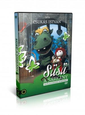 Bodrogi Gyula - S�s�, a s�rk�ny - 2 DVD