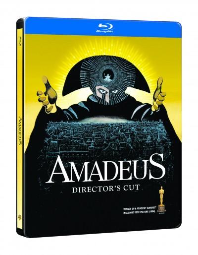 Milos Forman - Amadeus - Blu-ray (fémdobozos)