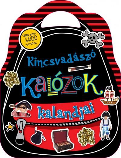 KINCSVADÁSZÓ KALÓZOK KALANDJAI - MATRICÁS FOGL.