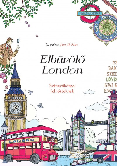 Lee Il-Sun - Elbűvölő London