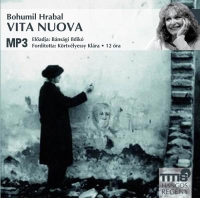 Bohumil Hrabal - Bánsági Ildikó - Vita Nuova - MP3
