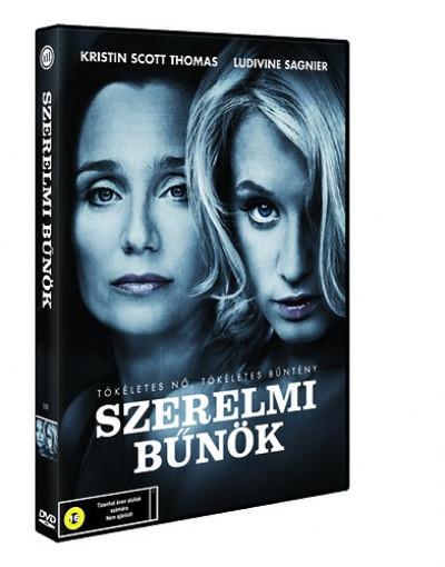 Alain Corneau - Szerelmi bűnök - DVD