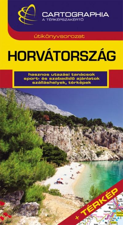Horváth Tibor - Horvátország útikönyv