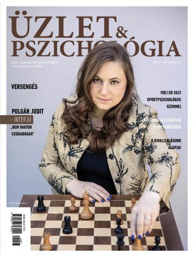 - Üzlet és Pszichológia - 2021. augusztus-szeptember