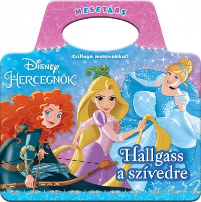 Emma Fucci - Disney Hercegnők - Hallgass a szívedre