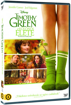 Peter Hedges - Timothy Green k�l�n�s �lete - DVD