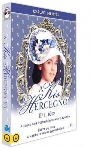 Carol Wiseman - A kis hercegn� II/1. - DVD