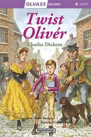 Charles Dickens - Olvass velünk! (4) - Twist Olivér