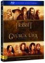 - Középfölde Gyűjtemény - Blu-ray