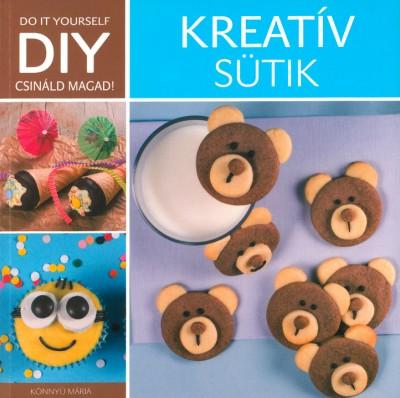 Könnyü Mária - DIY - Kreatív sütik