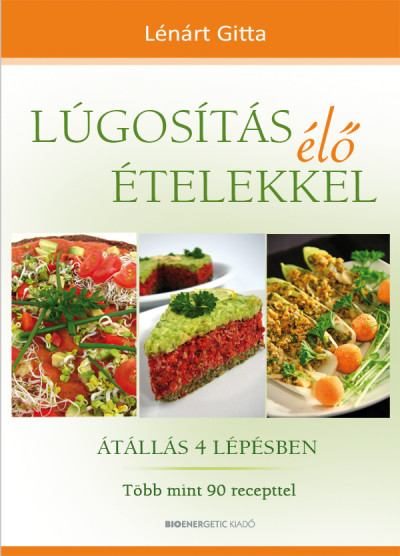 Lénárt Gitta - Lúgosítás élő ételekkel - Átállás 4 lépésben