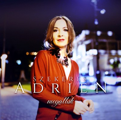 Szekeres Adrien - Megállók - CD