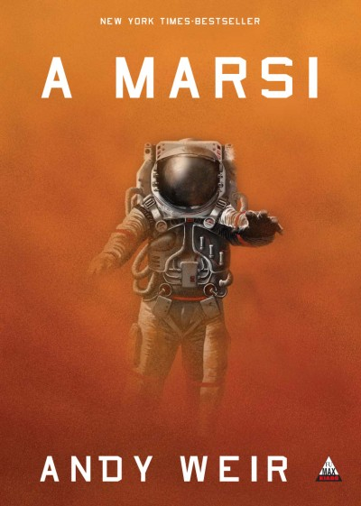 Andy Weir - A marsi