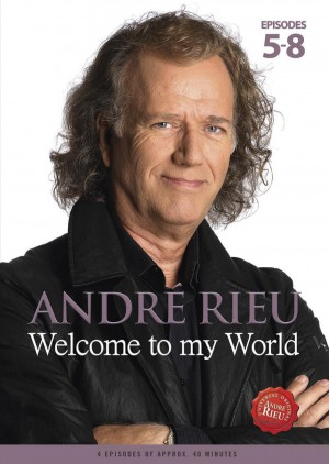 Andr� Rieu - Welcome To My World Part 2 - DVD
