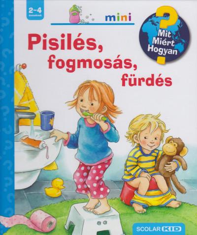 Frauke Nahgrgang - Pisilés, fogmosás, fürdés