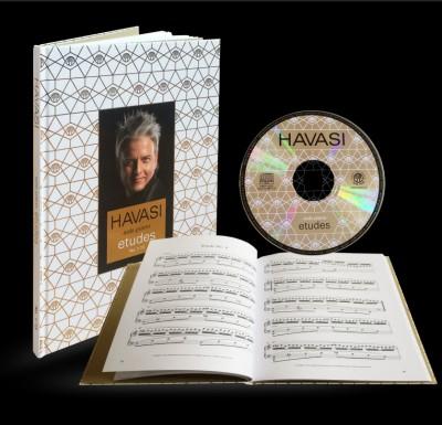 - HAVASI solo piano etudes No. 1-13