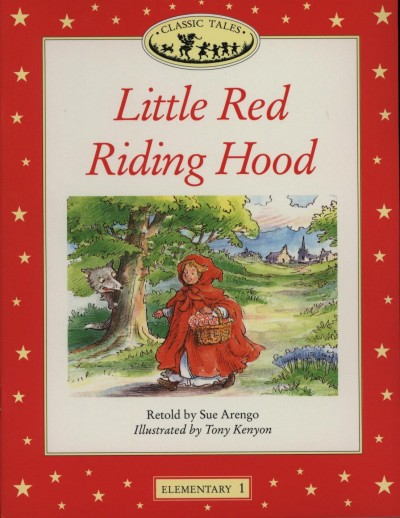 Sue Arengo - Little Red Riding Hood