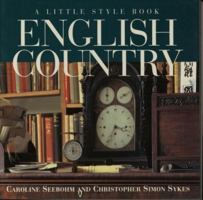 - A Little Style Book - English Country