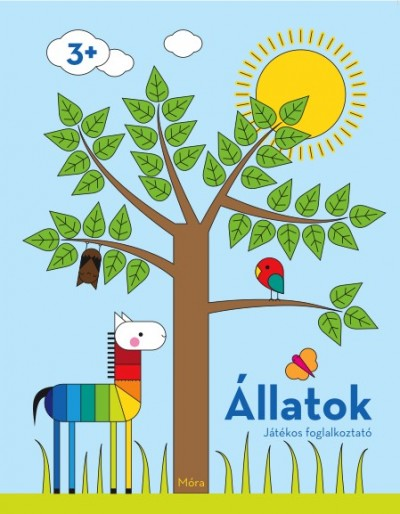 Eszterág Ildikó - Állatok - játékos foglalkoztató