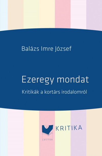 Balázs Imre József - Ezeregy mondat