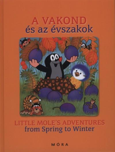 Hana Doskocilová - A vakond és az évszakok