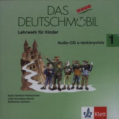 - - DAS NEUE DEUTSCHMOBIL 1.- AUDIO - CD -