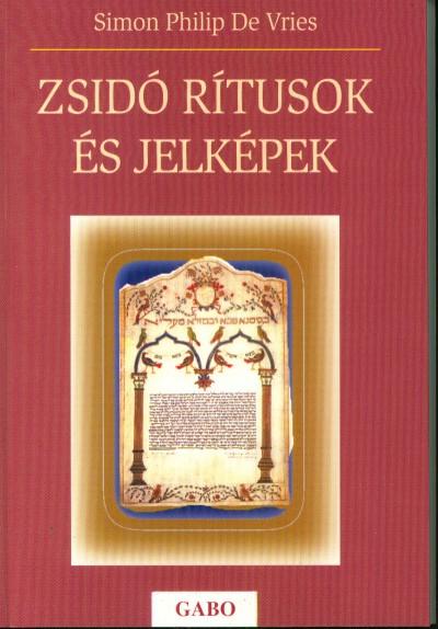 Simon Philip De Vries - Zsidó rítusok és jelképek