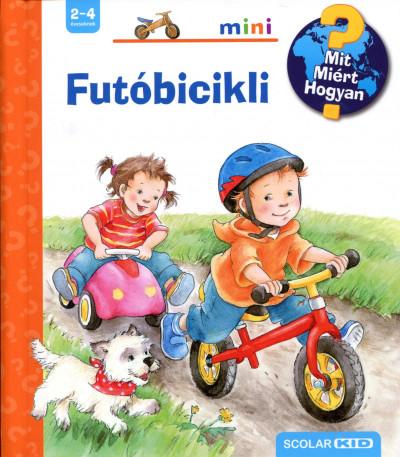 Frauke Nahgrgang - Futóbicikli