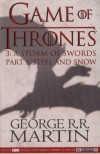 George R. R. Martin - Game of Thrones - A Storm of Swords 1