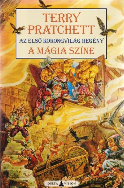 Terry Pratchett - A mágia színe