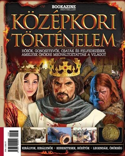 - Középkori Történelem - Bookazine Bestseller