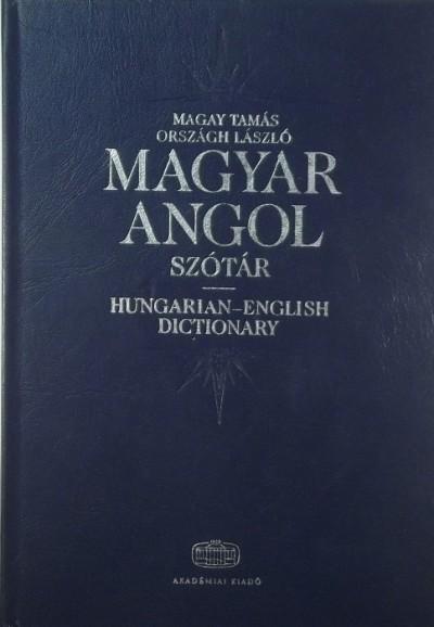 Országh László - Magyar-angol szótár