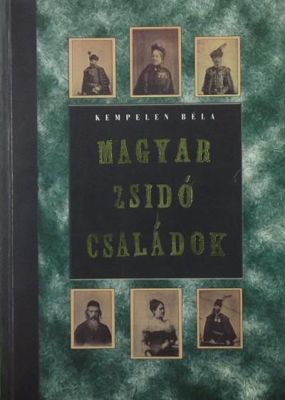 Kempelen Béla - Magyar zsidó családok