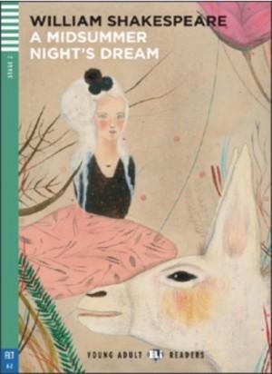 William Shakespeare - A MIDSUMMER NIGHT'S DREAM + CD