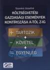 Szamk� J�zsefn� - K�lts�gvet�si gazdas�gi esem�nyek kont�roz�sa A-t�l Z-ig
