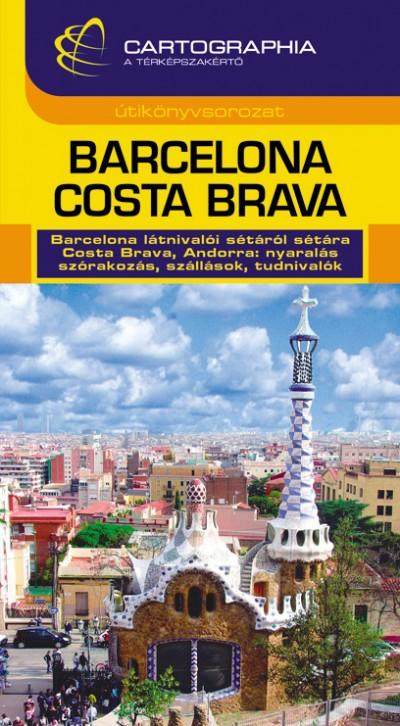 Kádár Éva - Török Orsolya - Barcelona - Costa Brava