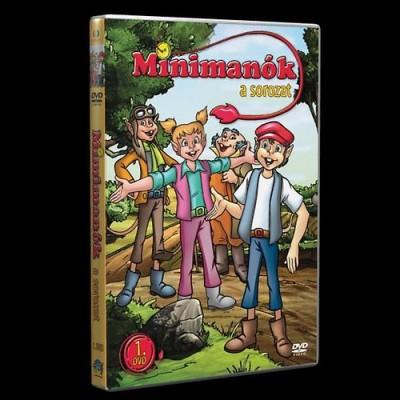 - Minimanók 1. - DVD