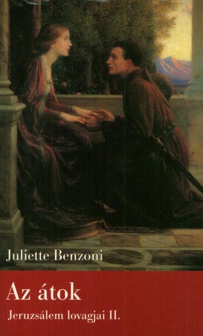 Juliette Benzoni - Az átok