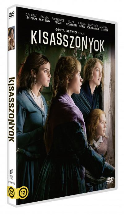 Greta Gerwig - Kisasszonyok (2019) - DVD