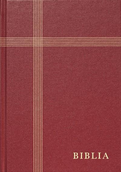 BIBLIA (REVIDEÁLT ÚJ FORDÍTÁSÚ, NAGYMÉRETŰ, VÁSZONKÖTÉSŰ)