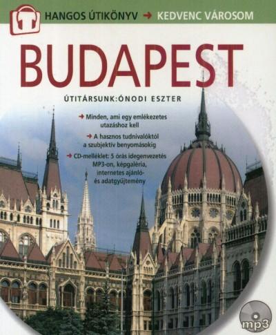 Cooper Eszter Virág  (Szerk.) - BUDAPEST-CD MELLÉKLETTEL