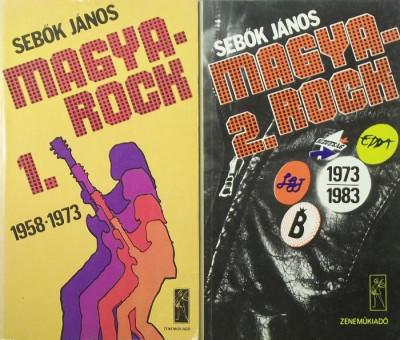 Sebők János - Magya-rock 1-2.